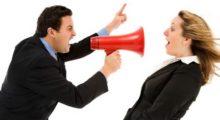 как противостоять агрессии