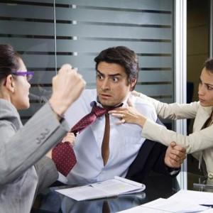 Типы личностей в конфликтных ситуациях