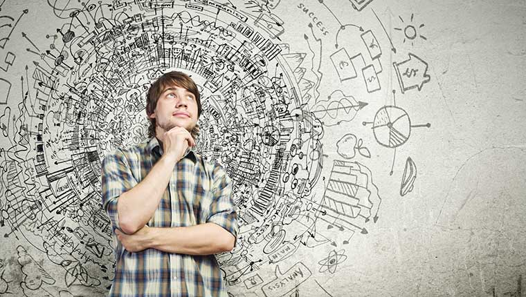 Как контролировать свои мысли