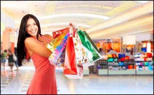 Покупка вещей