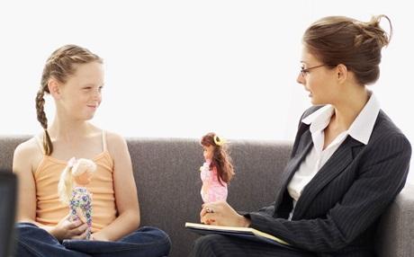 Помощь специалиста при психологических травмах