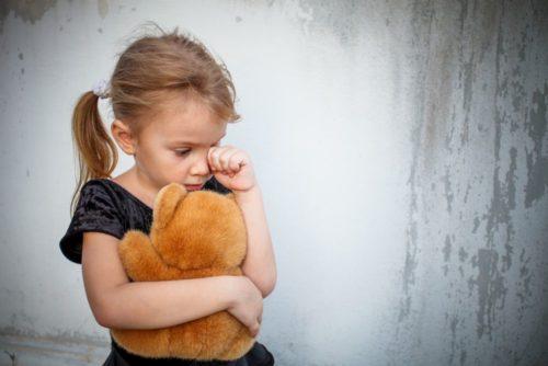 Травма в детстве