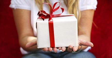 Подарить ненужную вещь