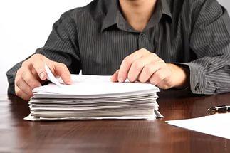 Сбор документов по кредиту