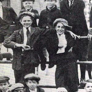 детство Уолта Диснея 1912