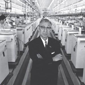 история успеха Коносуке Мацусита