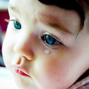 причины ночного плача