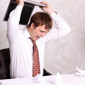 симптоматика стресса