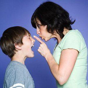 диалог между родителем и ребенком