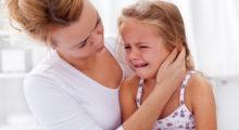 как не срываться на ребенке