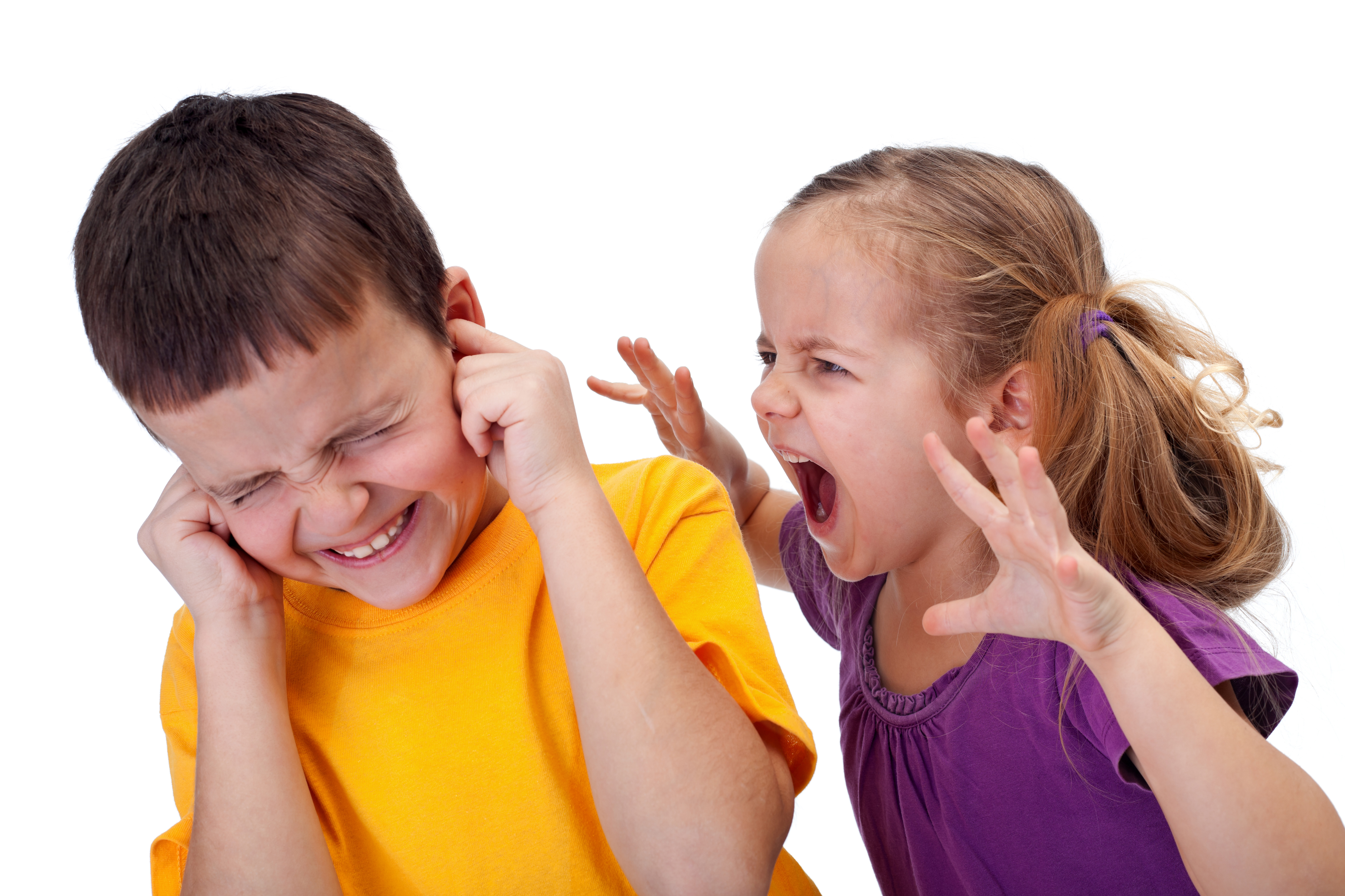 дети копируют поведение взрослых