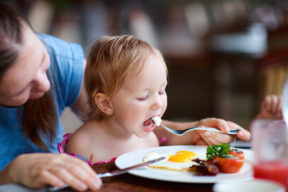 интуитивное питание для детей