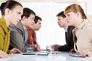 Обучение приемам решения конфликтов