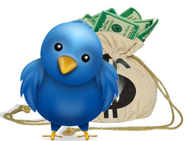 Монетизация аккаунта в твиттере