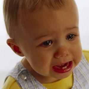 причина плача