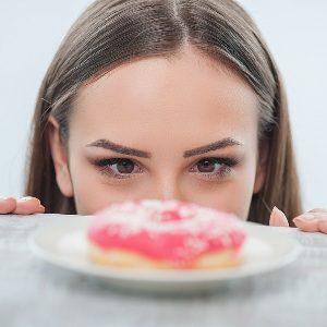 сладости приносят удовольствие
