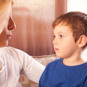 разговариваем с ребенком спокойно