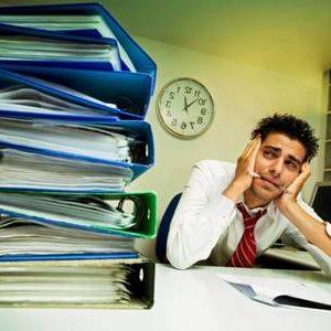 рутина мешает работе