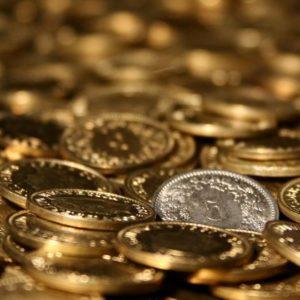 монеты в доме