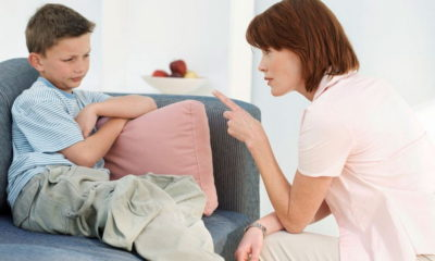 гнев родителей