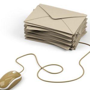как оформить электронное письмо
