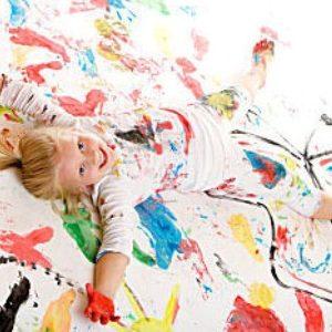 творческий малыш