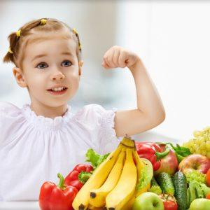 Правильный и сбалансированный рацион питания