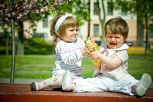 агрессия в детском саду